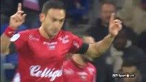 1-1 Mevlüt Erdinç Goal HD - Olympique Lyonnais 1-1 Guingamp - 06-03-2016
