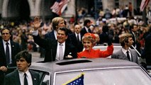 Covering Nancy Reagan at the White House