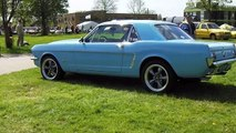 65 ford Mustang base coupe