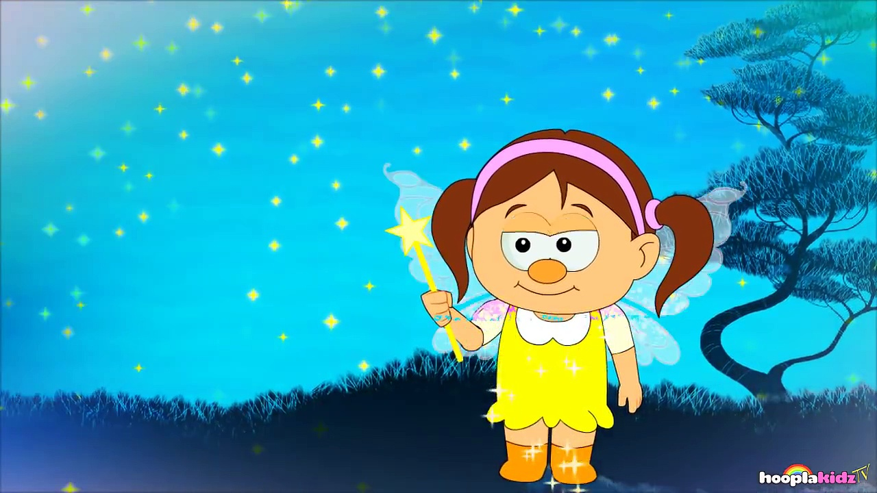 Star Light Star Bright Nursery Rhyme