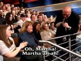 Conan O'Brien 'Luring Martha! 3/4/05