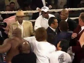 Bob Sapp vs. Mike Tyson  Historical Boxing Matches