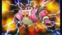 Kirby: Planet Robobot - New Robobot Armor Gameplay & Modes (Beam, Fire, & Blade)