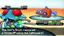 Pokemon Black2/White2 Wifi Battle vs MegaDPAL