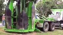 Tree relocation machine awesome