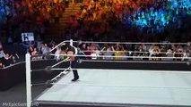 WWE 2K16 Fastlane 2016 Roman Reigns vs Brock Lesnar vs Dean Ambrose | Crazy Highlights