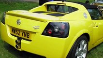 Vauxhall VX220 2.0 Turbo 2dr with start up