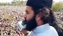 Muhammad Hassan Haseeb ur Rehman Speaking at the Janazah of Shaheed Mumtaz Qadri