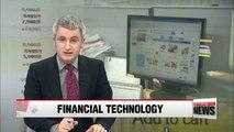 Korea's electronic financial transactions surpass US$90 bil. in 2015