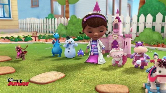 """Sir Kurby and the Plucky Princess"" Song - Doc McStuffins - Disney Junior UK"