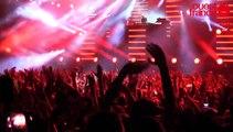 David Guetta aux Vieilles Charrues 2015, à Carhaix