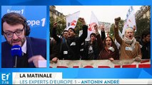 L'exécutif a perdu le contact avec la jeunesse et la crise EPR chez EDF : les experts d'Europe 1 vous informent