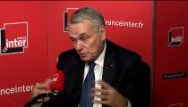 """Jean-Marc Ayrault : """"Il faut un accord sur les réfugiés avec la Turquie"""""""