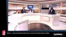 France 2 - Lucien Jean-Baptiste : Les comédiens noirs sous-représentés en France ? Il pousse un coup de gueule (Vidéo)