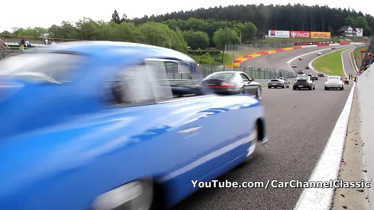 Porsche 356A at Porsche Days 2011