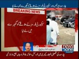 ANP leaders Zahid Khan shares views over Charsadda suicide attack