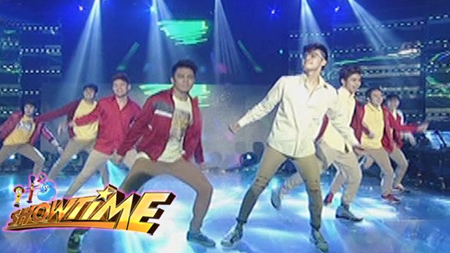 "It's Showtime: Hashtag boys perform ""Throwback"""
