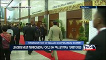 'Organisation of Islamic cooperation' summit  in Indonesia