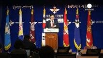 Nordkorea droht USA und Südkorea wegen Militärmanöver mit Atomkrieg