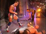 Kurt Angle vs Stone Cold Steve Austin (C) WWF Championship Unforgiven 2001