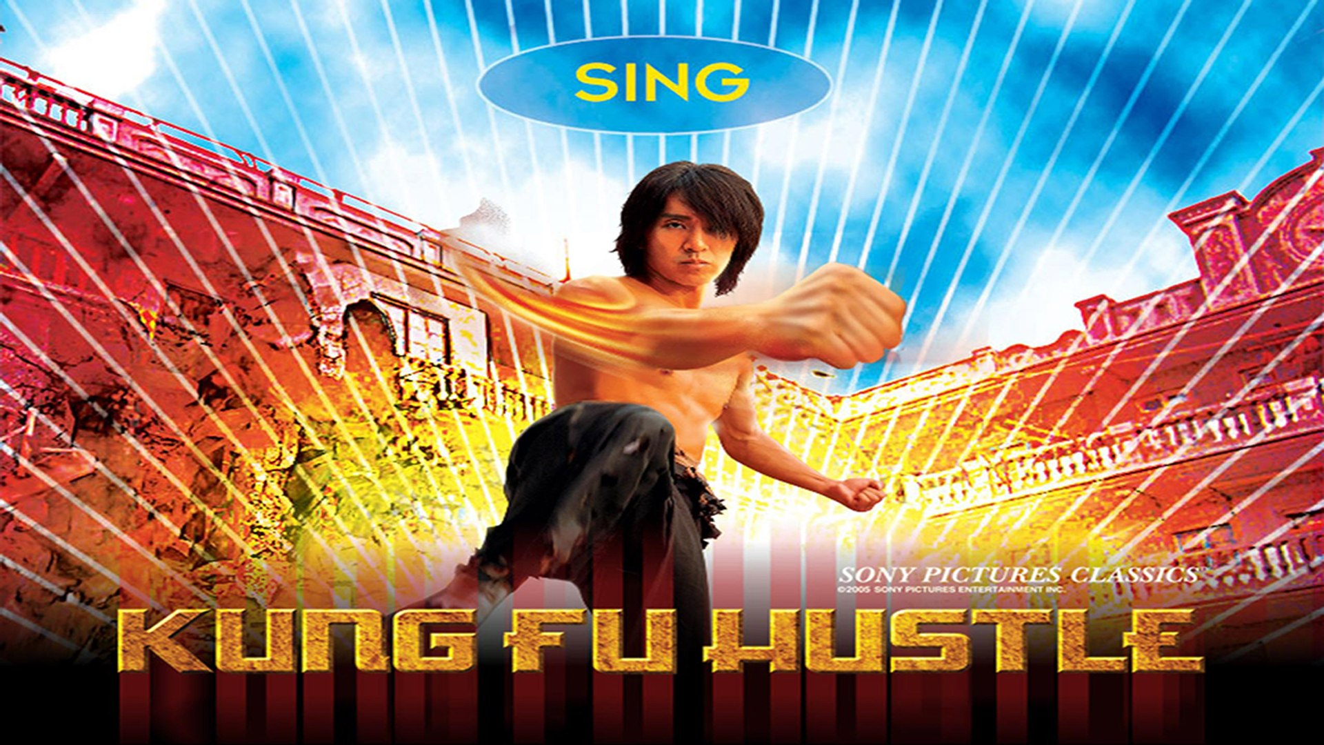 Kung Fu Hustle - Stephen Chow - Action Comedy Film - video