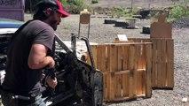 L'entrainement militaire impressionnant de Keanu Reeves