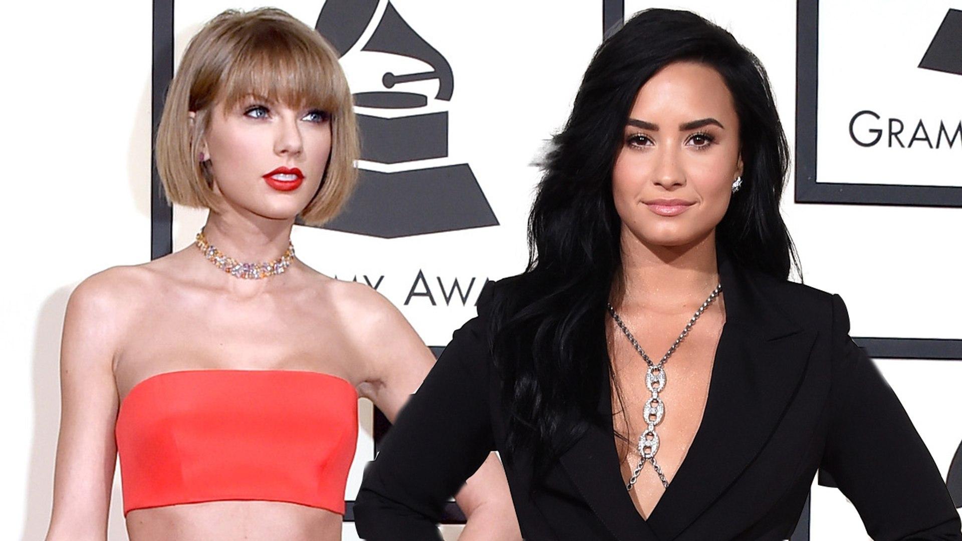 Taylor Swift Dona $250K a Kesha, Demi Lovato Insulta Taylor