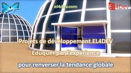 Changer le monde EL4DEV – Eduquer par l'expérience Méditerranée Afrique Europe Maroc France