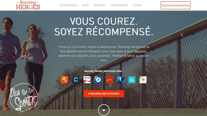 Les Startups du Sport - Plus Que Du Sport - épisode 3