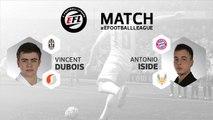 eSport - EFL : Match Dubois vs Iside