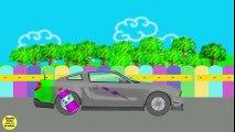 Des voitures, des outils, des leçons. Des dessins animés pour enfants.  Dessins Animés Pour Enfants
