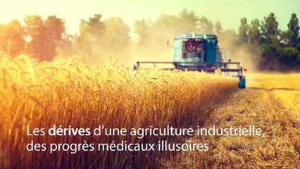 Bande-annonce de «Pour une médecine écologique» aux Éditions