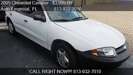 Chevrolet Cavalier Resource | Learn About, Share and Discuss