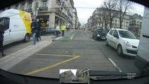 Road rage à Grenoble en Isère