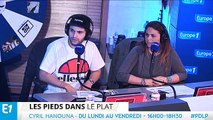 """Un million d'abonnés Twitter pour Europe 1 : """"C'est la folie !"""", réagit Cyril Hanouna"""