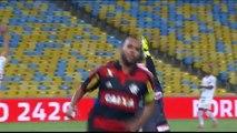 Gol do Alecsandro!  Flamengo x Bangu - Carioquinha 2015