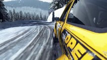 Dirt Rally Gameplay Rally Rally Monte Carlo Stage 8 Opel Kadett GTE Car Crash