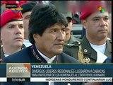 Afirma Nicolás Maduro que la figura de Hugo Chávez crece con el tiempo