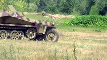 German Sd.Kfz 250 Demag Alte New replica for WWII Re-enactment from Slovakia