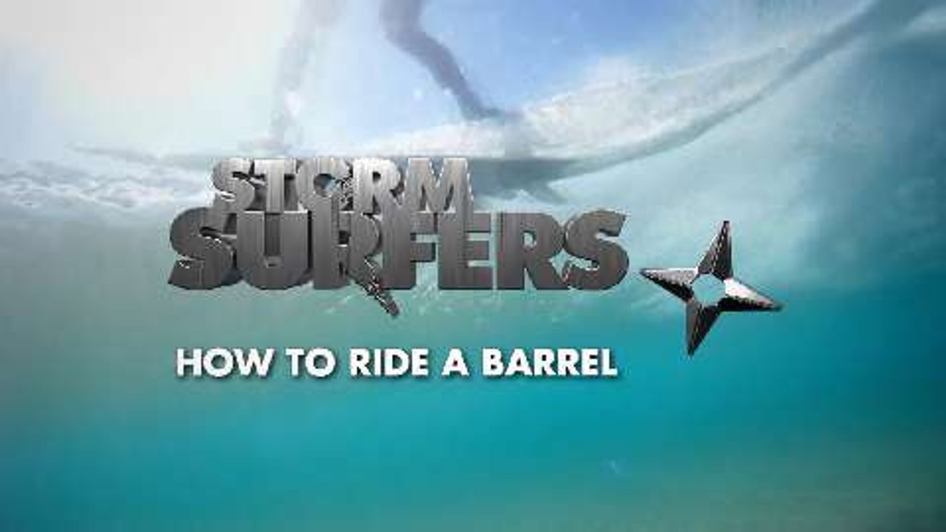 How to Get Barreled | Storm Surfers
