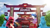 Legoland Billund Ninjago The Ride Teaser