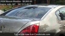 2004 Nissan Maxima SL - for sale in Ridgewood, NY 11385