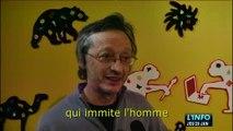 Le Mans Art Contemporain : Exposition du Cracking Art Group