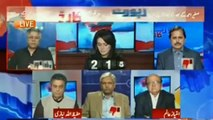 Hassan Nisar Shocking News about ALTAF Hussain..  Altaf Hussain going to die