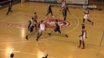 Basket-ball : Challans vs Bordeaux (77-74)