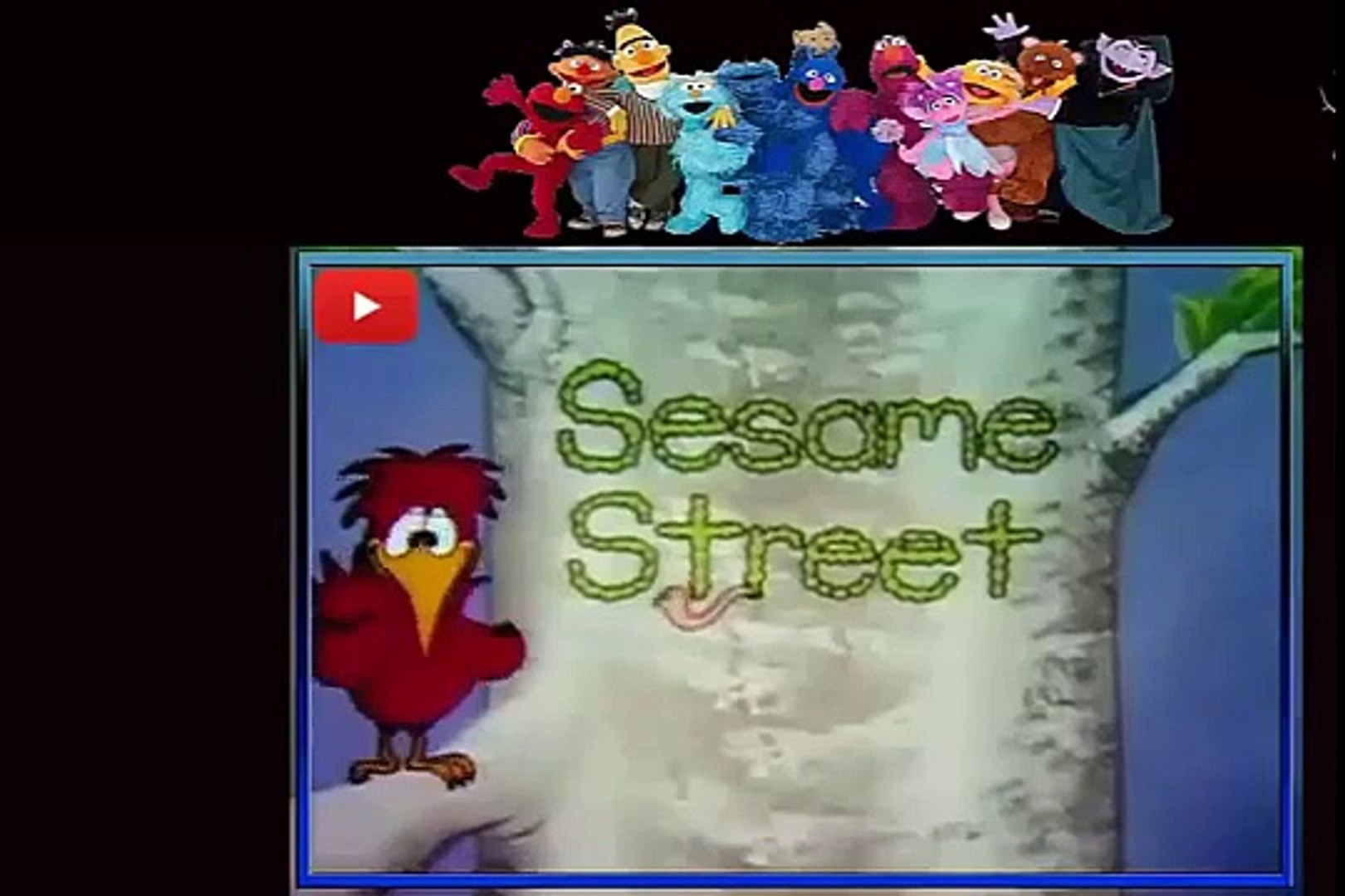 Sesame Street Old School S 2 E 1 Part 1