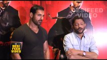 John Abraham - Full Interview on ROCKY HANDSOME - Upcoming Bollywood Movies 2016