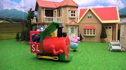 アンパンマンおもちゃアニメ 病院のおもちゃ Anpanman peppa pig Hospital toys 장난감