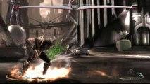 Injustice: Gods Among Us 【PS4】 - ✪ Scorpion Vs Solomon