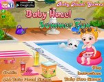 Baby Hazel Summer Time Fun! Games for Kids, Babies, and Girls! Dora and Friends